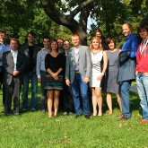 Participants of Transition Region Meeting #1, Budapest 18/09/14